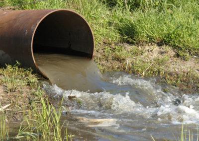 Descargas de Efluentes a Cuerpos de Agua
